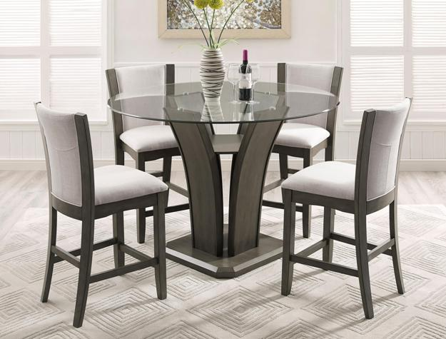 1a703f1dec ... CAMELIA COUNTER HEIGHT DINING -GREY, FULTON ...