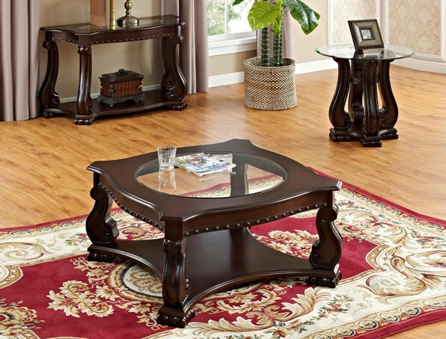 Crown Mark Living Room Madison Occasional Set